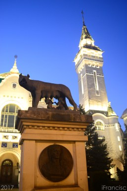Palatul Administrativ - Tîrgu Mureș