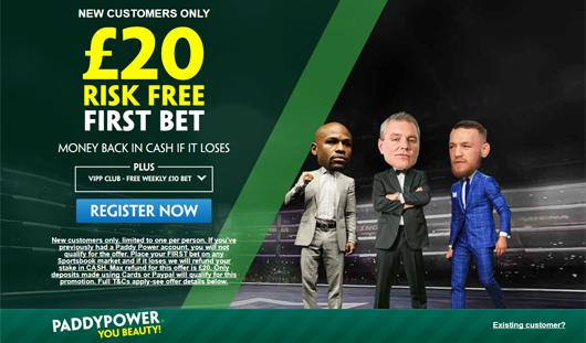 paddypower boxing