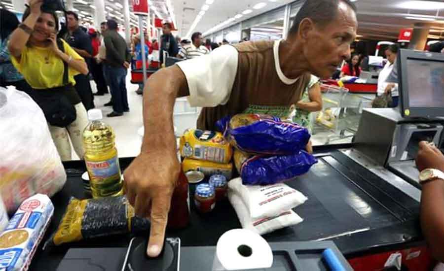 escasez socialismo venezuela pobreza miseria