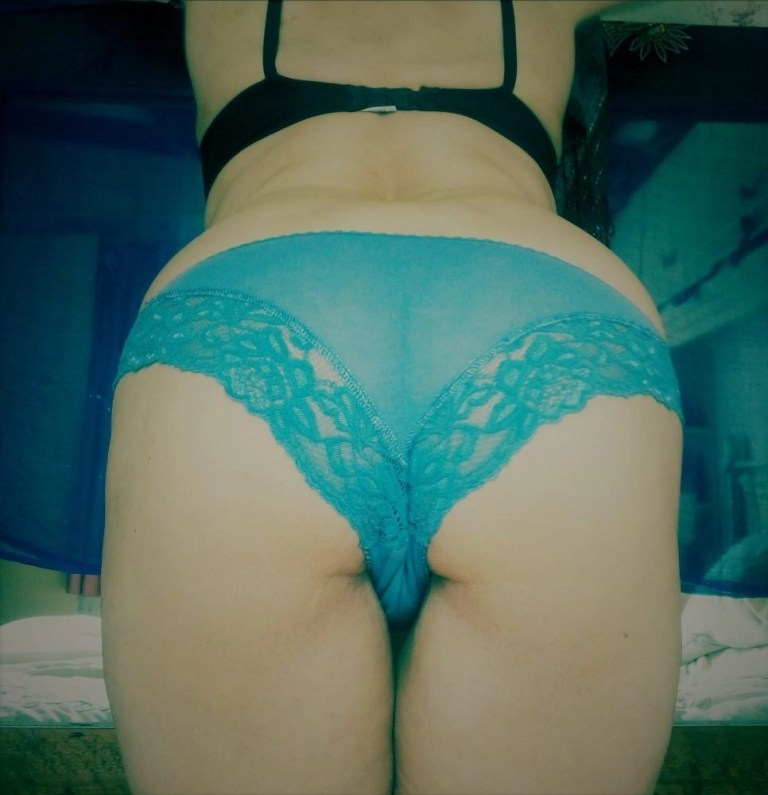 Knickers for May in June ~ #SinfulSunday
