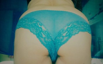sniffing knickers wear my panties