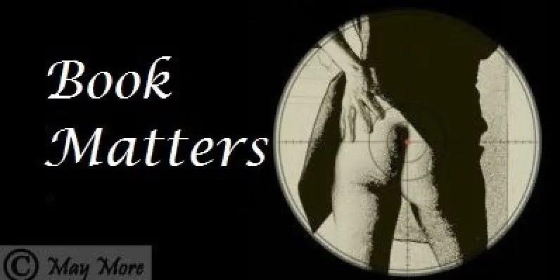 Book Matters ~ A month long meme