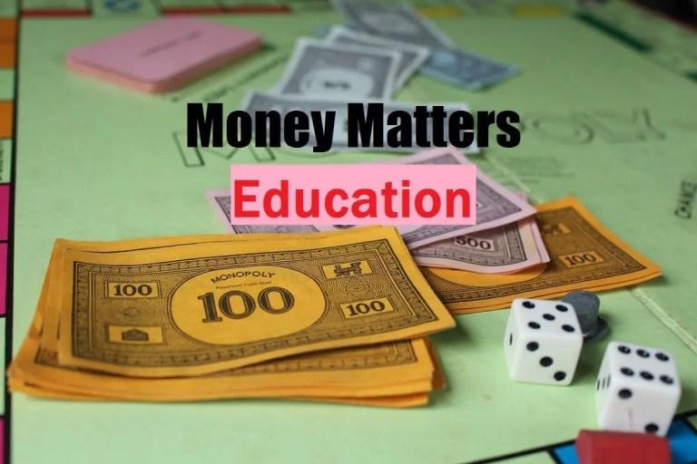 Money Matters Meme ~ Education