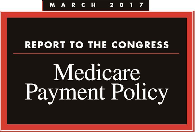 MedPac Report Cover