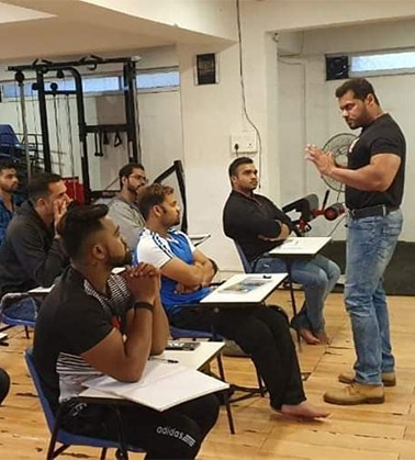Fitness Trainer Certification Course