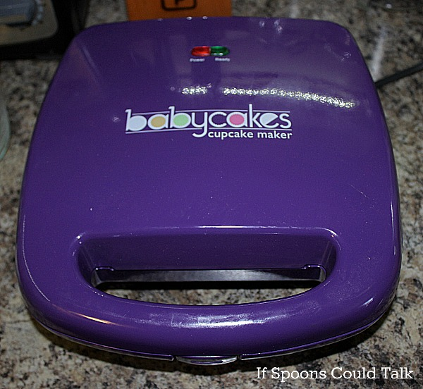 Babycakes maker