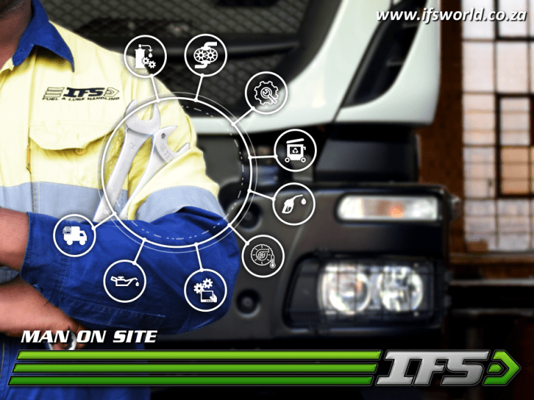 Your specialised fuel and lubrication handling consultant – The man with the plan!