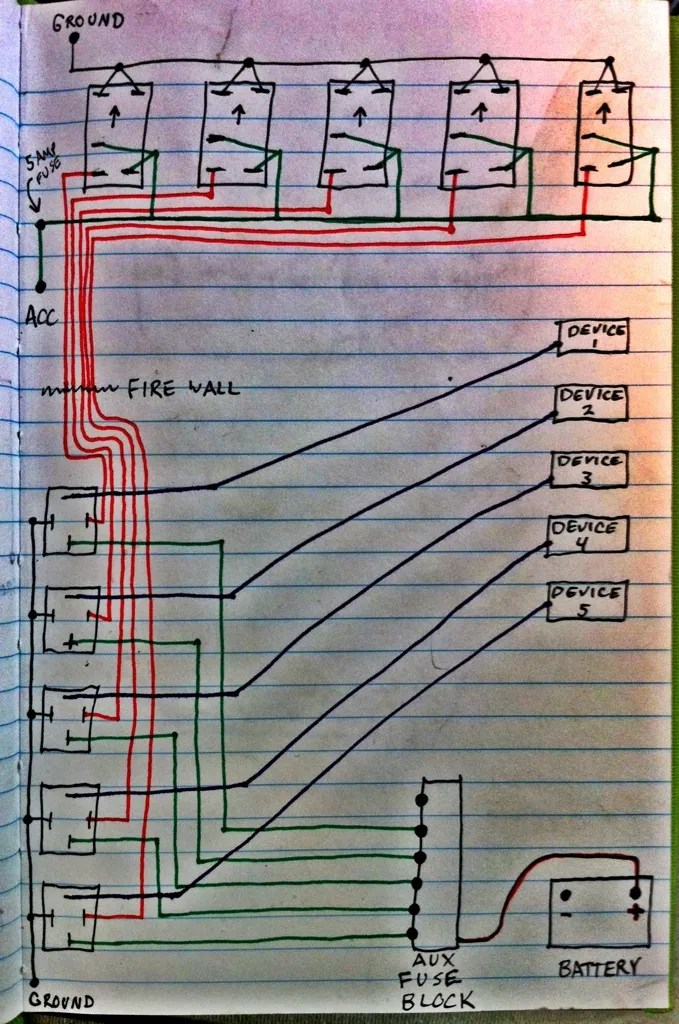 89 Dodge Dakota Wiring Diagram