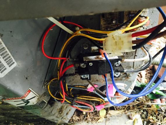 Motors New Condenser Motor Wiring Question Condenser Fan Motor Dwgs