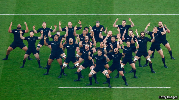 A history of the New Zealand rugby haka  K Brent Tomer