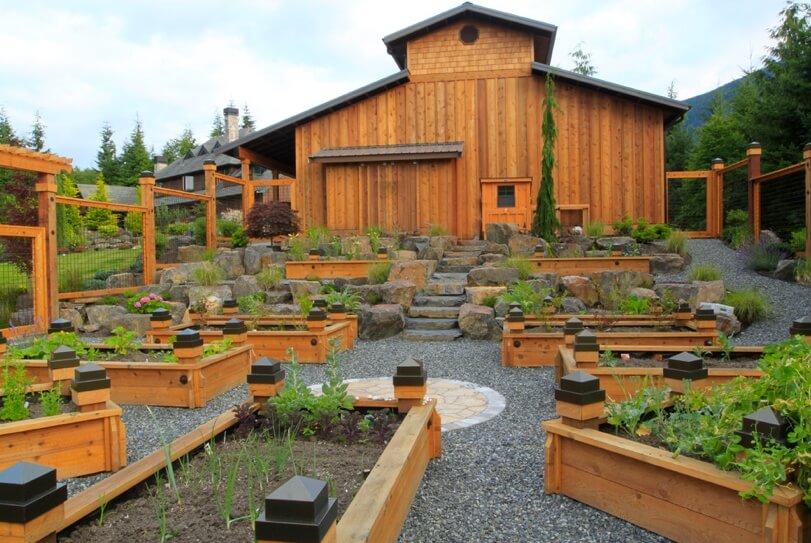 41 Backyard Raised Bed Garden Ideas Décoration De La Maison
