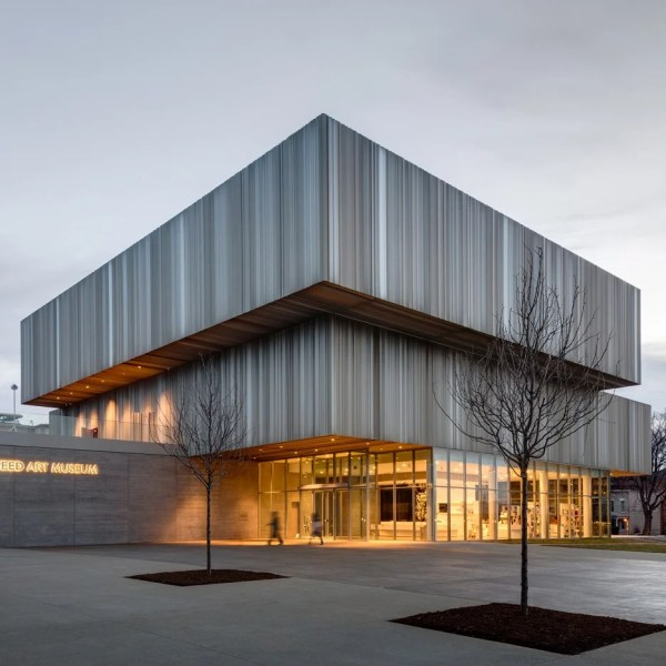 Expands Louisville Speed Art Museum With Corrugated Metal Facade Unhinged Group