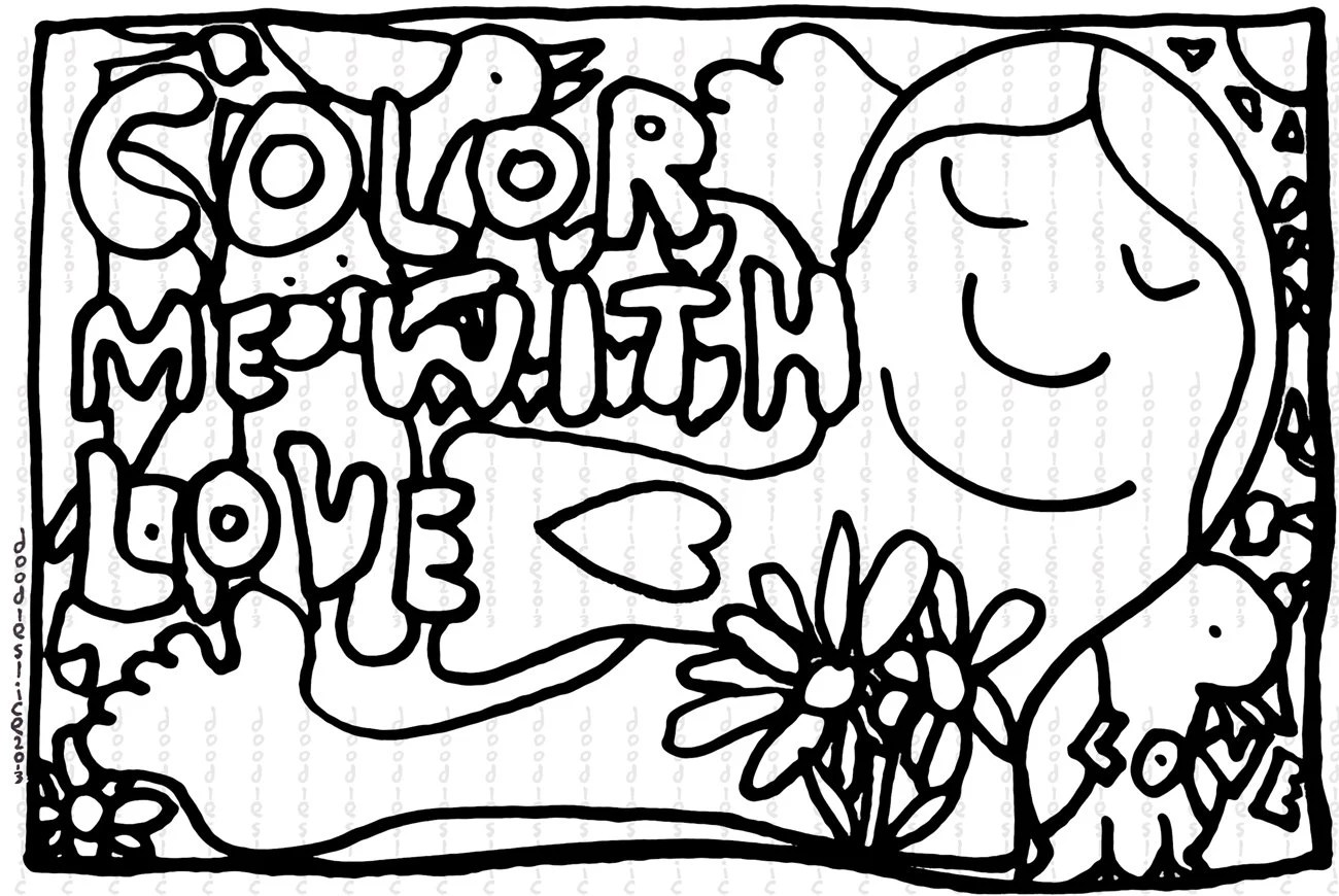 Coloring Book Zip File Coloring Page