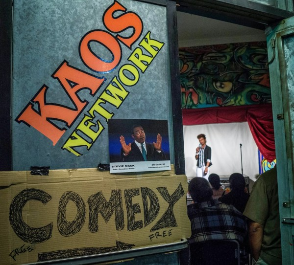 Leimert Park Art Walk Comedy Show Honors Black History