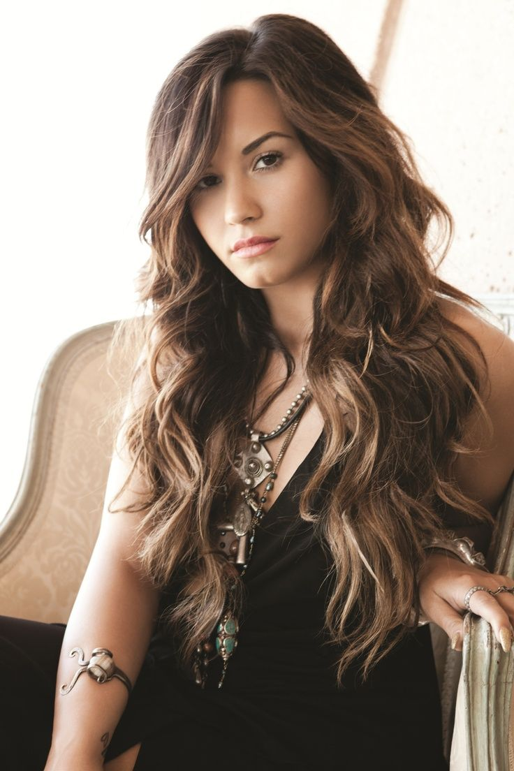 Long Thick Hairstyles Easy Casual Hairstyles For Long Hair