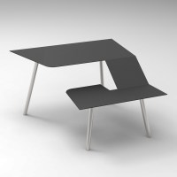 Frans Willigers addresses useless work furniture with ...