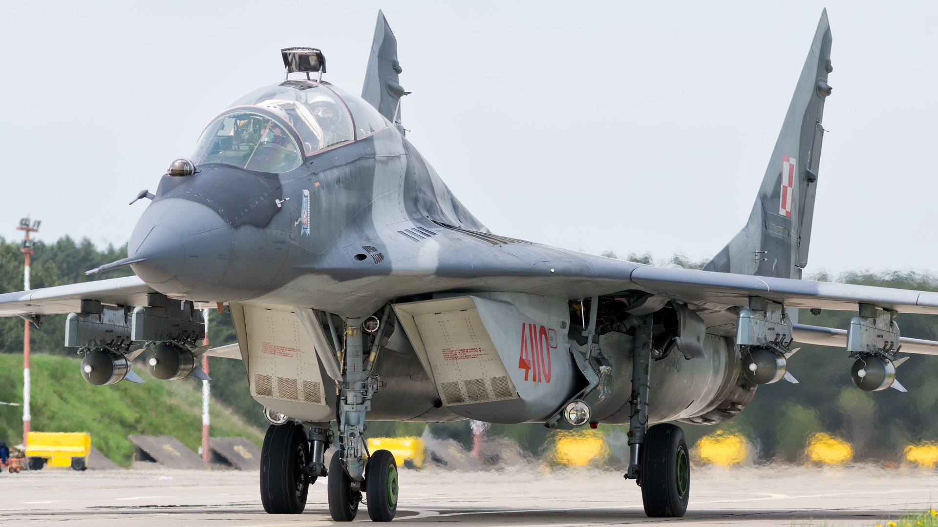 MiG-29 Polish Air Force via /r/aviation – The Richardsonian