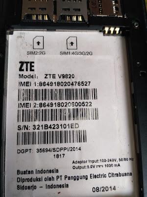 ZTE V9820 aka BOLT! 4G Power Phone - Page 23 | KASKUS