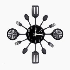 Kitchen Clocks Portable Island 40 Beautiful That Make The Where Heart Is 20 Buy It