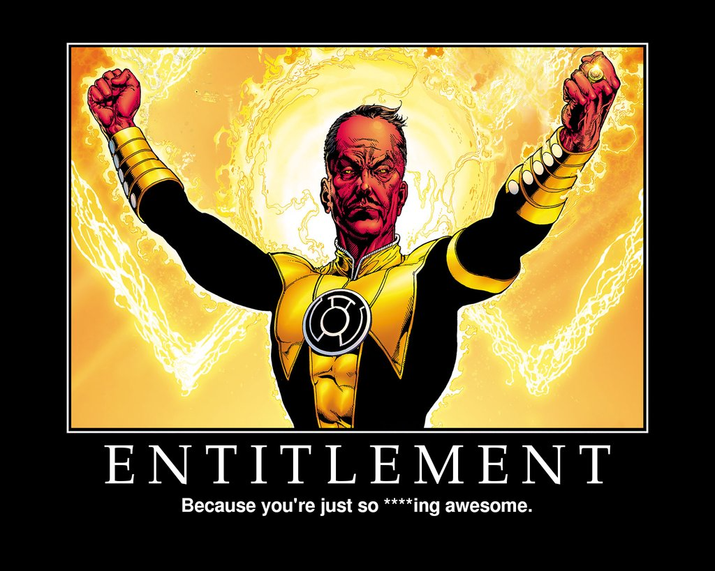 Image result for entitlement funny