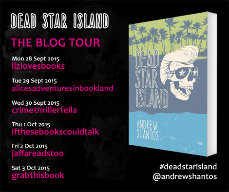 Six Books That Made Me A Better Writer: Andrew Shantos, Author of Dead Star Island