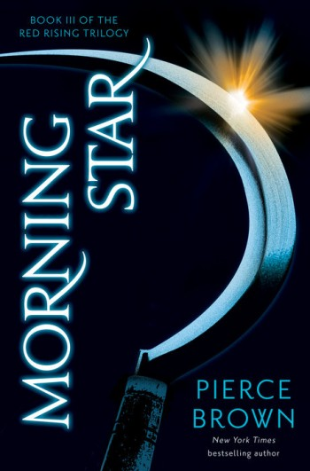 GIVEAWAY! Win A Copy Of Morning Star by Pierce Brown!