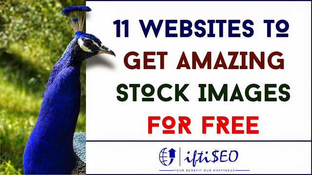 11 FREE Websites to Get Amazing Stock Images
