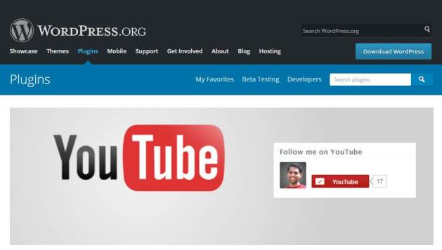 How to Add YouTube Subscribe Button in WordPress Blog | iftiSEO