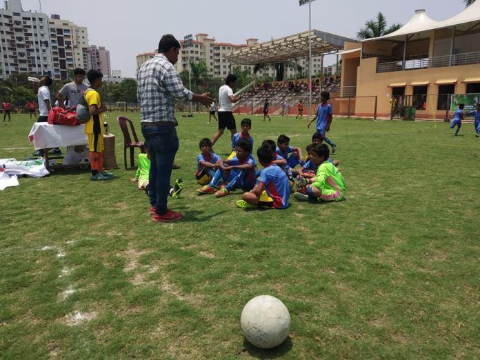 AFC-AIFF Grasroots Day celebrated in Kolkata in a jubilant fashion 60143307 666594407113299 8447113000829059072 n