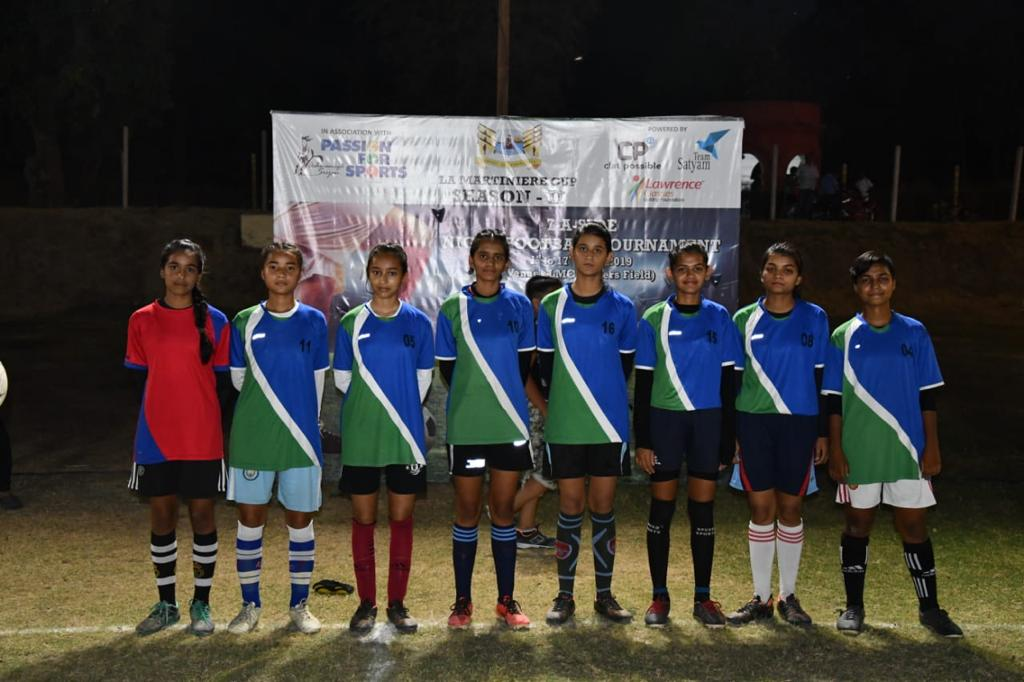 Tales of The Incredible game: Ep 01 || #ShePower Kicks off In The City Of Nawabs aps girls footbll team 2