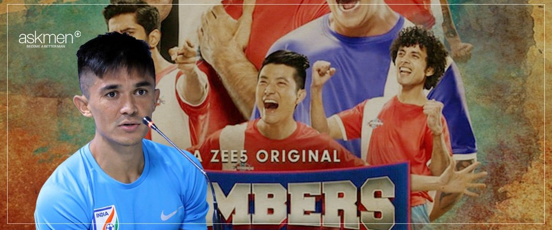 India's First Web Series on Football is on Air now  Sunil
