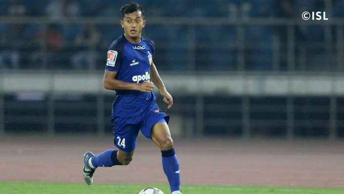 Issac signs for Jamshedpur FC