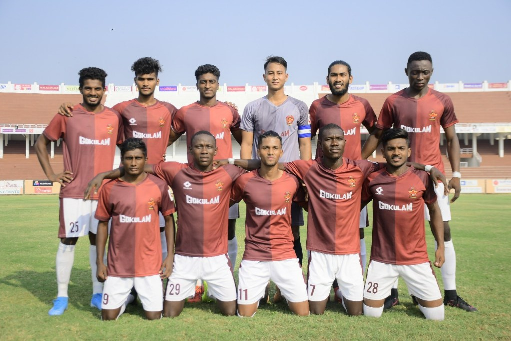 Gokulam Kerala to participate in Bhutanese tournament Reserve team 1
