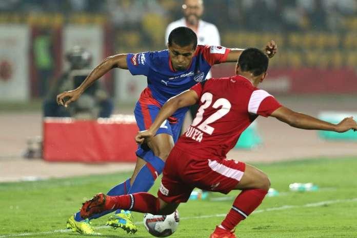 Northeast United FC midfielder set to join Kerala Blasters bheke puitea