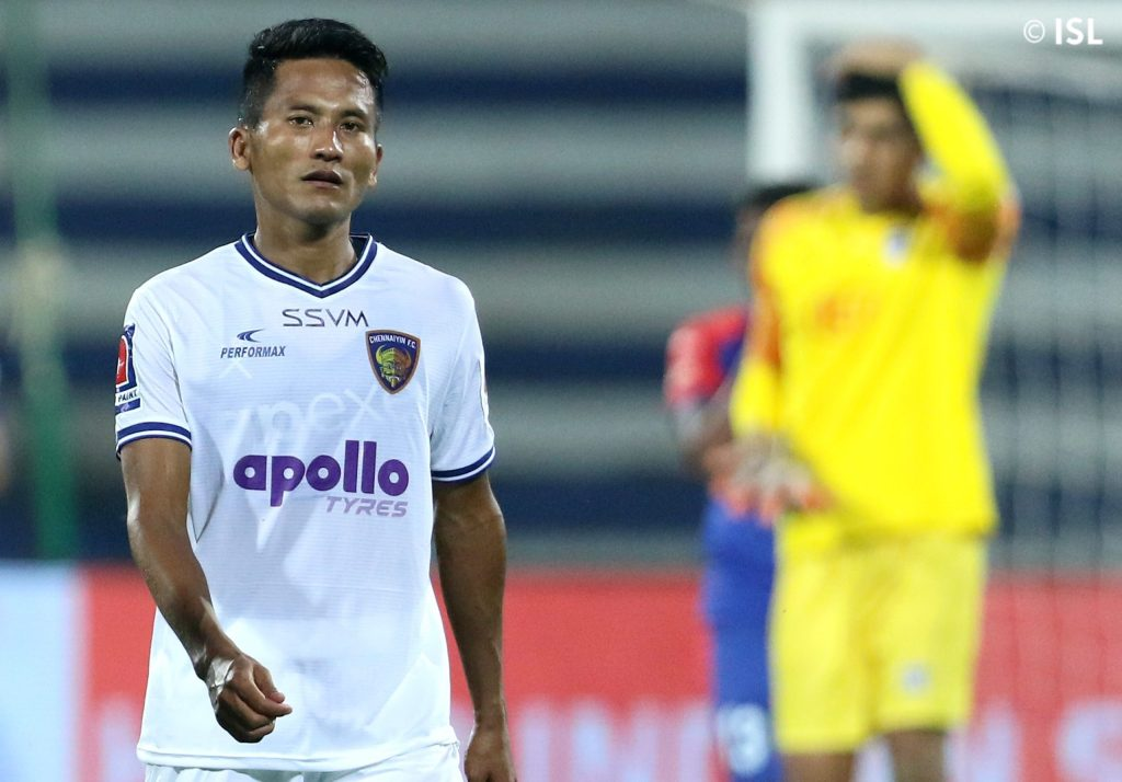 Chennaiyin left back signs for Mumbai City FC. IMG 20200324 111532 1 scaled