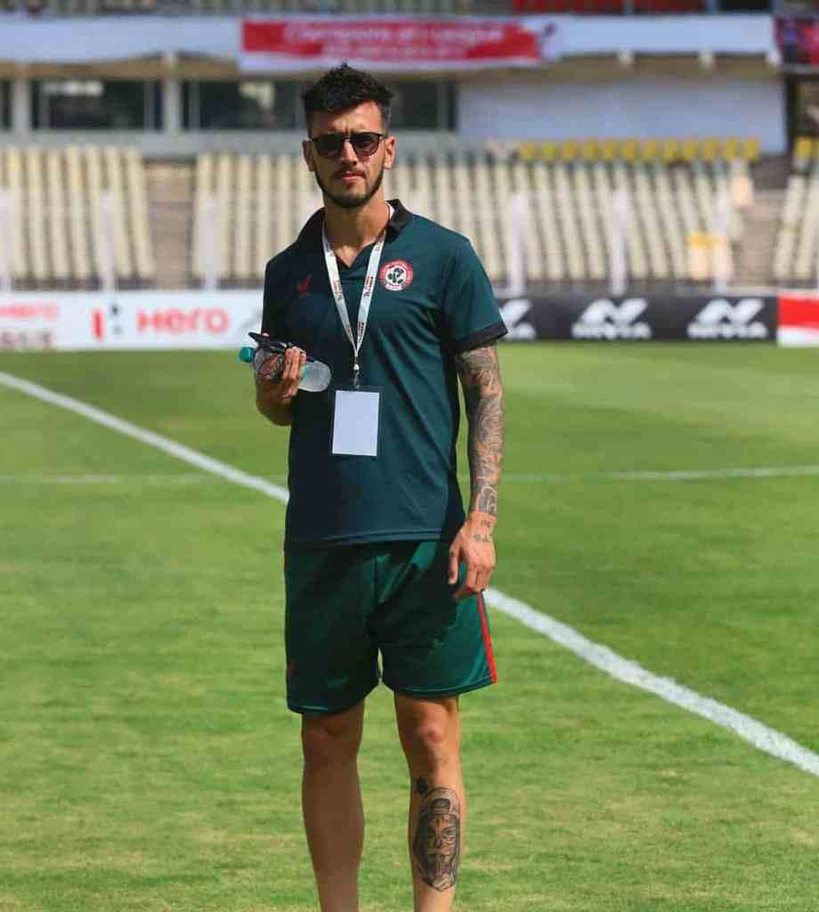 In Conversation with Aizawl FC's Argentine Mideo Matias Veron. SAVE 20200329 171026