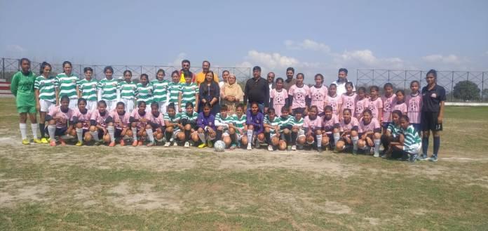 Gaffer Behind Women's Football Development in Himachal Pradesh || Mr Deepak Sharma || Womenday2020HPFA 1