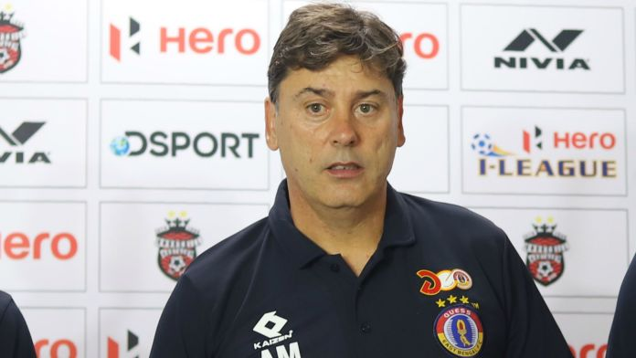 What's has been going wrong for Kolkata Giants, EAST BENGAL, lately? Menendez
