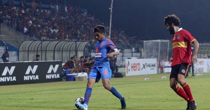 Kerala Blasters are set to sign Vikram Pratap Singh from Indian Arrows vikram pratap2
