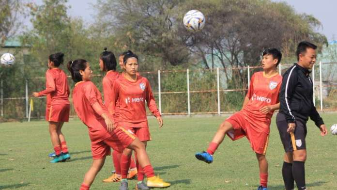 How the Indian women's football team is fighting for their fair share of attention 810715 indian women s football team