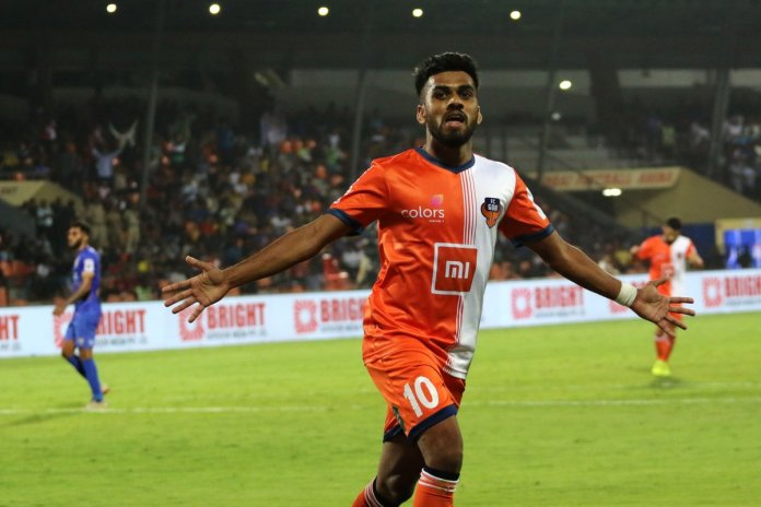 "Brandon Fernandes - ""If not Goa, then I would've played for Mumbai City FC"" Brandon Fernandes"