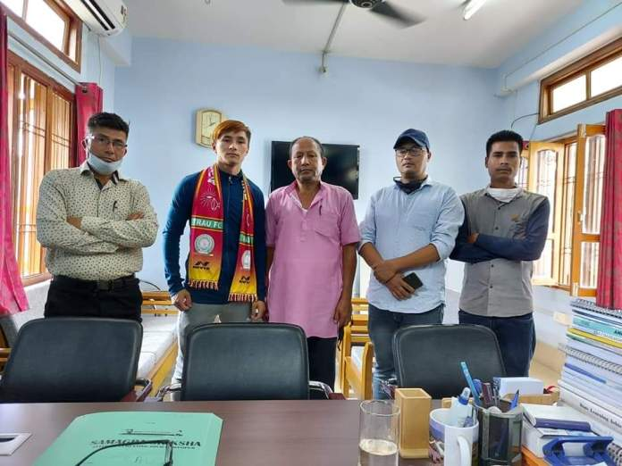 TRAU FC snap up local talents, Gearing up for I League 2020-21 TRAU 2