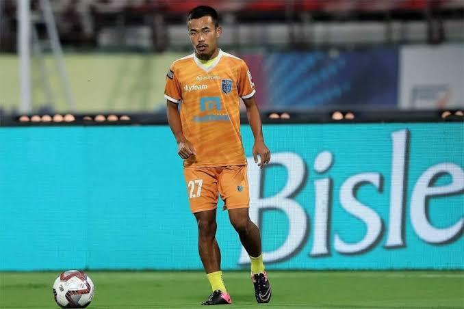 Odisha FC's Samuel Lalmuanpuia