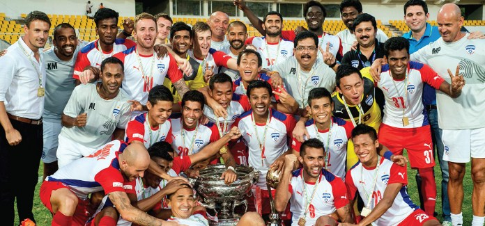A look back at Bengaluru FC's remarkable journey 2 FedCup 2015