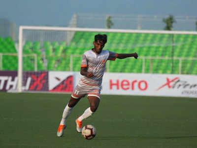 "Alexander Romario Jesuraj:-""I Always Wanted To Play For FC Goa"" 70417229"