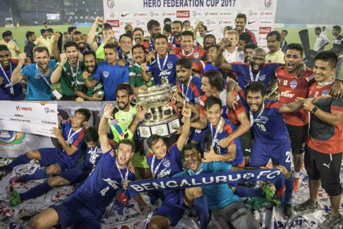 A look back at Bengaluru FC's remarkable journey fed bfc e 25 1514203800