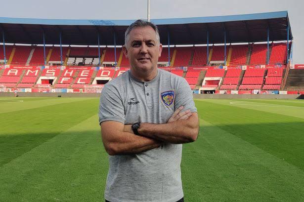 Owen Coyle to anchor Jamshedpur FC's sinking vessel images 1