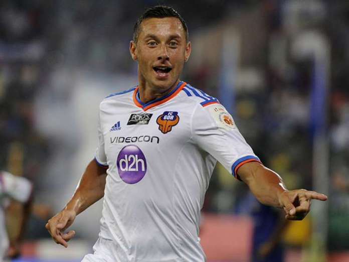 Who are FC Goa's Top Goalscorer In Every ISL Season? miroslav slepicka of fc goa celebrates a goal during isl match against chennaiyin fc ykwu1gtsoavb18393zoautbmw