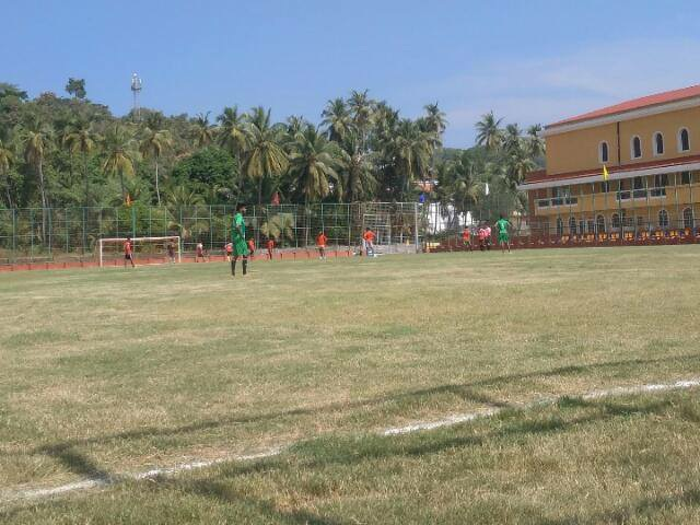 ISL Training grounds