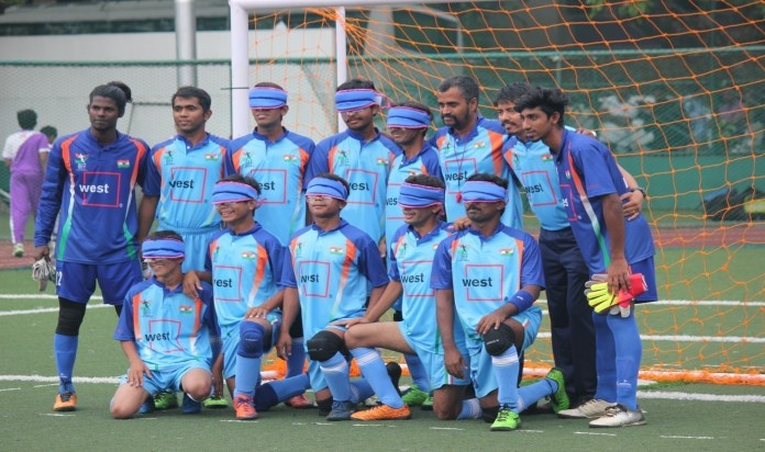 Overlooked, India's blind football team is making waves on the field banner ibf